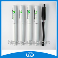 Twist Company Custom Logo Metal Roller Pen Milky Gel Pen