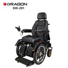 DW-Z01 Handicapped electric standing Power wheelchair For Disabled