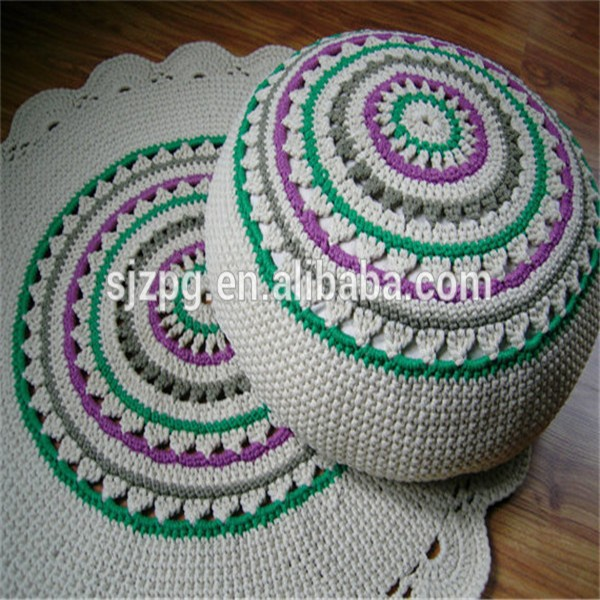 Hand Knitted Pouf, Hand Knitted Pouf Suppliers and Manufacturers at ...