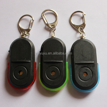 promotional abs plastic keyrings key finder anti key losing lovely key chain