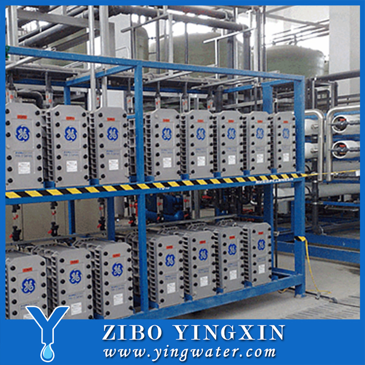 China Wholesale Custom Ultrapure Water Equipment / Purification Industry