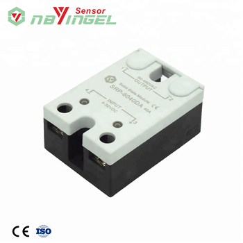 Yingke Ssr 20-220v/480v Ac 4-32vdc Input With Short Circuit Protection  Single-phase Solid State Relay - Buy Solid State Relay,Single-phase Solid  State