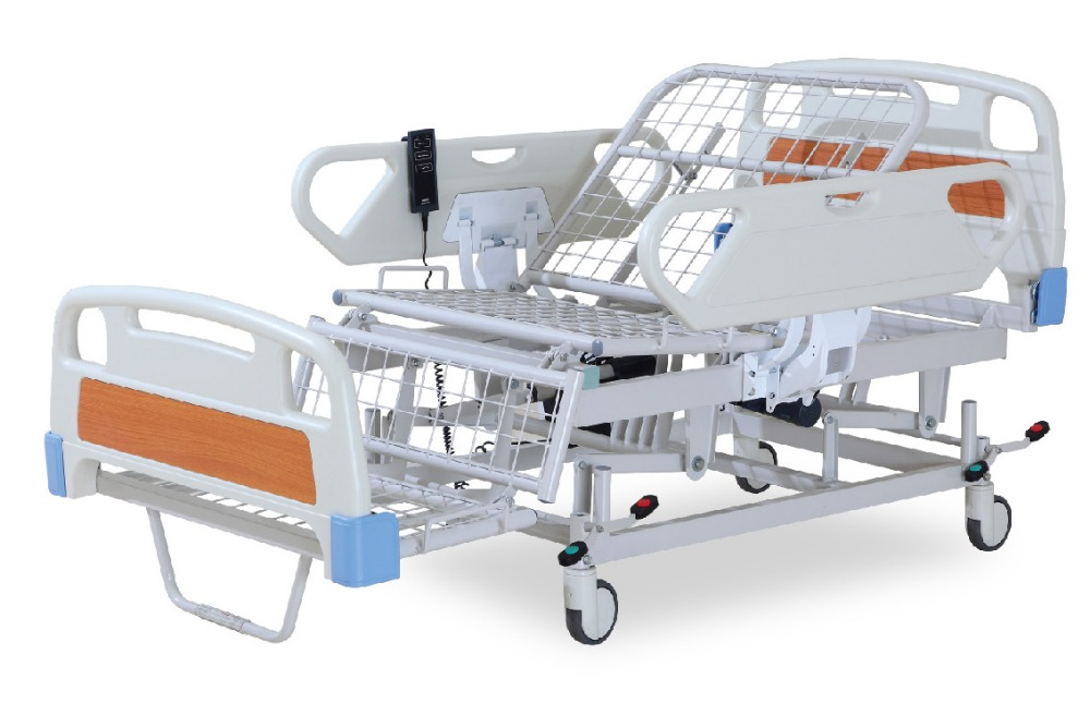 China Supplier Medical Equipments Electric Motor Icu Hospital Beds ...