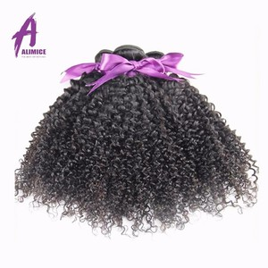 Most Real Virgin Tight Kinky 4C Curly Soft Human Hair Afro Weave