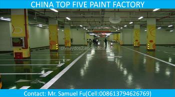 Maydos Oil Based Wearing Resistance Epoxy Industrial Workshop Floor Paint