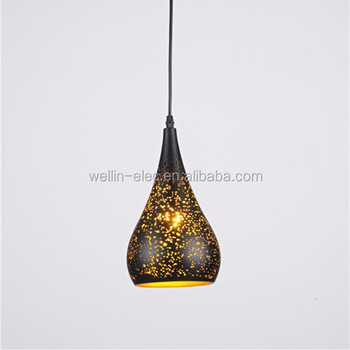 Chandelier Lighting Luxury Living Room Show Pieces For Home Decoration  Metal Pendant Lamp