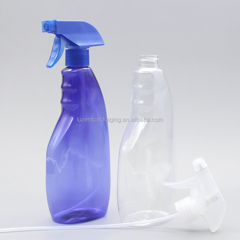 HUISDIER 500 ml Wc Cleaner Fles Met Plastic Trigger Spray