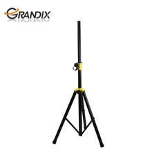 Hot sale Top quality Heavy duty Deluxe Edition adjustable height metal pro/pa line array tripod speaker stand speaker stand