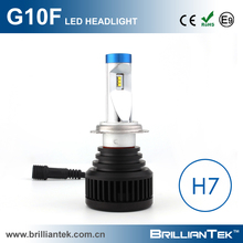 Factory Direct Auto Parts Top Quality Car H7 Led Headlight Bulbs Auto