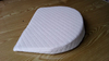 Brethable Baby Sleep Wedge Pillow Bassinet Wedge Pillow for Moses Basket