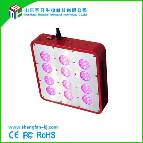 Shengfan Grow light Series 200w Led Botany Light for Evergreen Plants