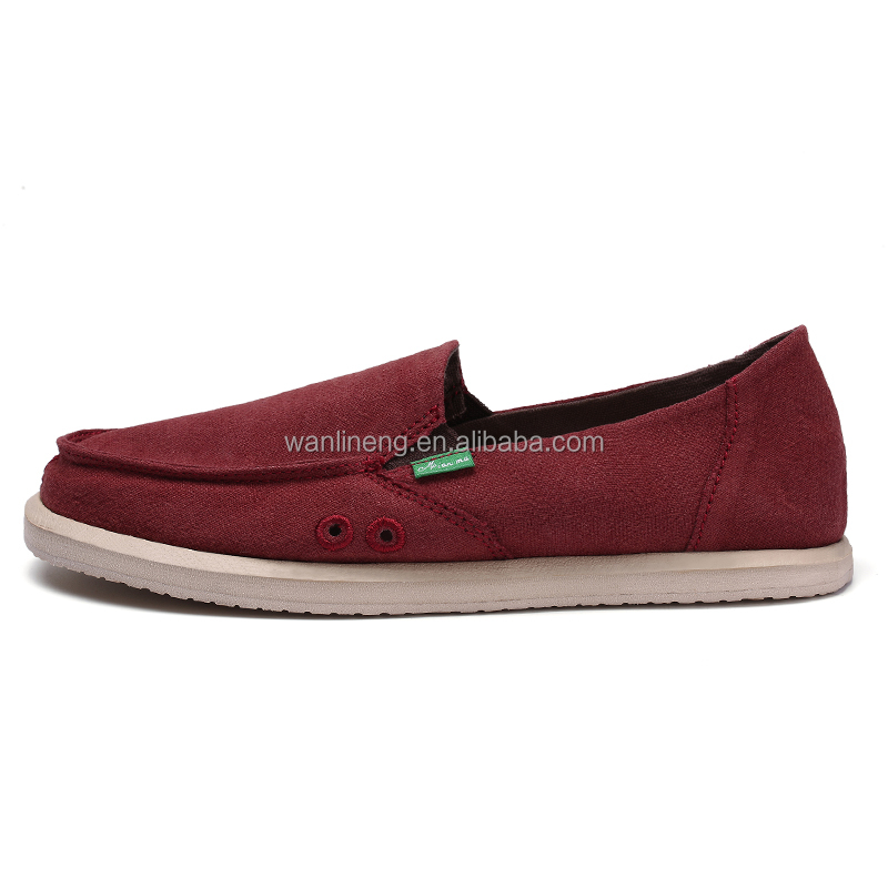 2016 Hot Sale whole sale canvas wholesale canvas shoes