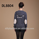 100% computer knitted nice design women's cashmere hoodies sweater top quality