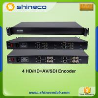 Radio & TV Broadcasting Equipment H.264 HD MI Encoder H.264 to Ethernet