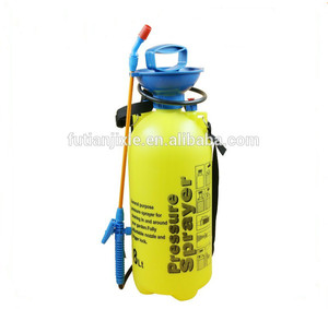 FUTIANYING 5L/8L shoulder type spray gas/garden tools water spray gun