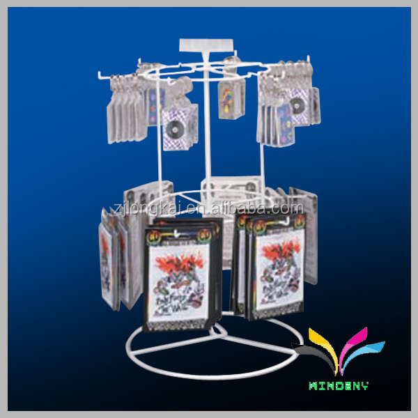 China Supplier Wholesale Counter Wire Metal Earring Tree Jewelry ...
