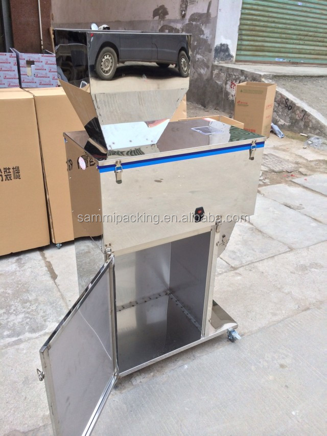 25-1500g semi automatic baking powder/soda powder filling machine
