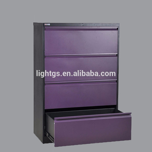 Half Height Sliding Door Filing Cabinet Swing Used Office