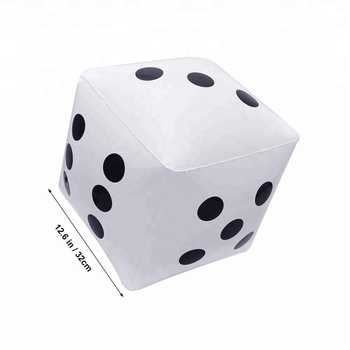 Party Toy Inflatable Pool Dice