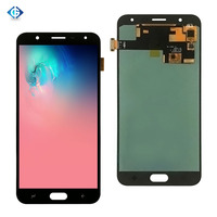 5.5 inch LCD for Samsung for Galaxy J7 Duo 2018 Screen Display with Touch Panel Digitizer Assembly for Samsung j7 2016 LCD