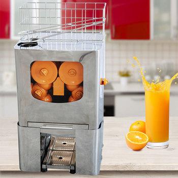 a205c75ee Máquina alaranjada comercial automática elétrica do Juicer para o uso  profissional