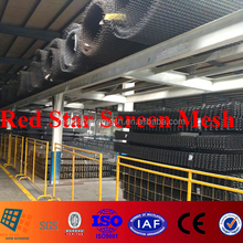 Metal Deck Screen for Process Screening and Sieving