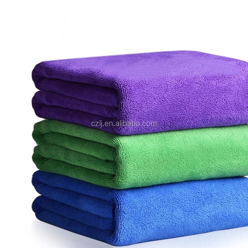 large and bibulous 250 GSM south korea towel producer