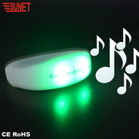 New Product 2019 New Business Ideas Charming Led Flashing Bracelet