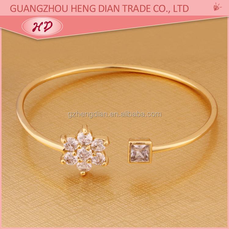 2017 fashion girls gold chain bracelets bangles, View bracelets ...