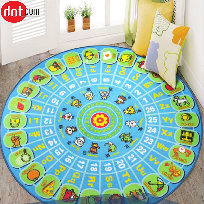 Football Modern Design Custom Kids Rugs