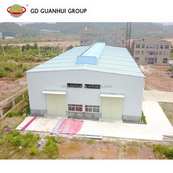 Guanhui Sliding Door Welding Fabrication Steel Frame Workshop - Buy ...