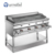 Commercial 1200mm Asian Gas Barbecue Restaurant Kitchen Equipment BBQ Grills FAGLG-1207S