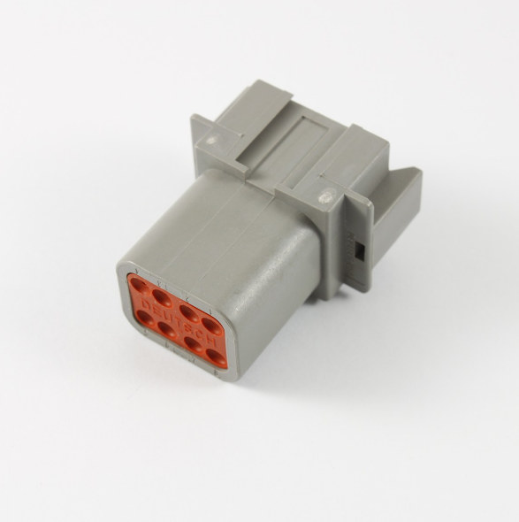 Deutsch DT 06 3S plug W3S wedgelock DT06-3S contacts for 0.5mm /> 1.0mm CSA wire