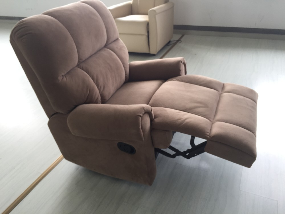 One Person Sofa Bed Furniture Lazy Boy Microfiber Fabric Recliner Buy Fabric Recliner Lazy Boy