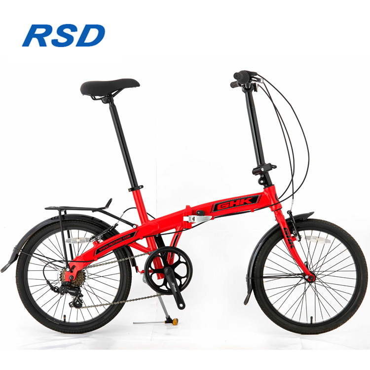 Wholesale bicycle 20 inch cheap folding bike /folding bicycle with high quality cycle foldable bike cycling from China supplier