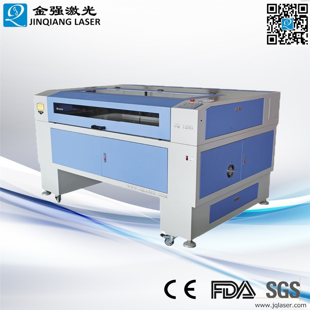 Glass Surface Laser Engraving/Etching/Carving Machine-JQ1290