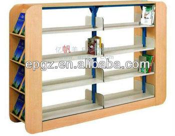 hecho en china de doble lado kinder juguetes estanteria estanterias para libros de madera