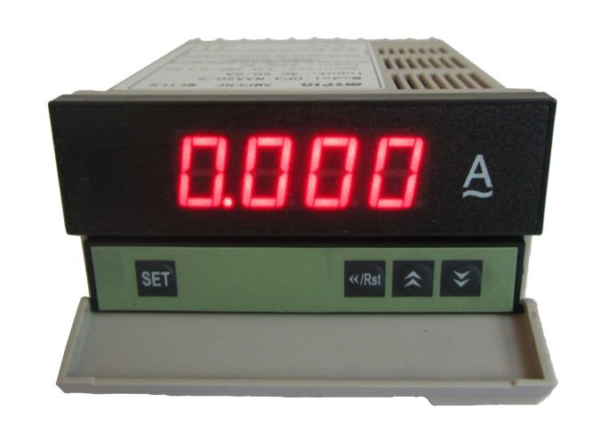digital dc amp meter,digital dc ampere meter, Led digital panel meter