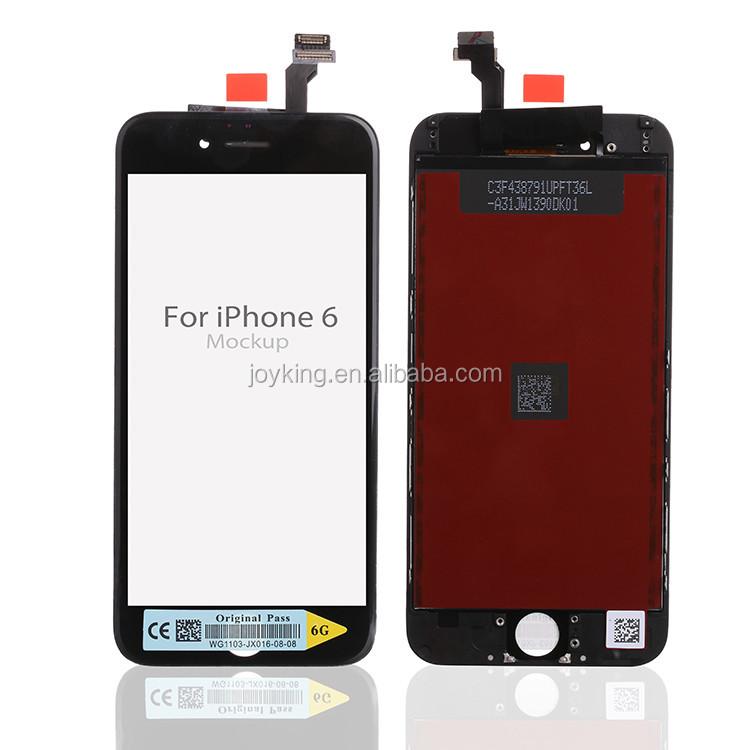 Melhor preço para o iphone display 6, para iphone 6 display lcd substituição da tela, PARA IPHONE LCD