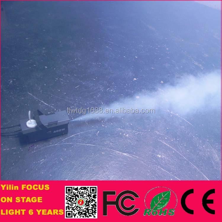 Foshan Yilin 400w Mini Dj Portable Automotive Stage Fog Machine ...
