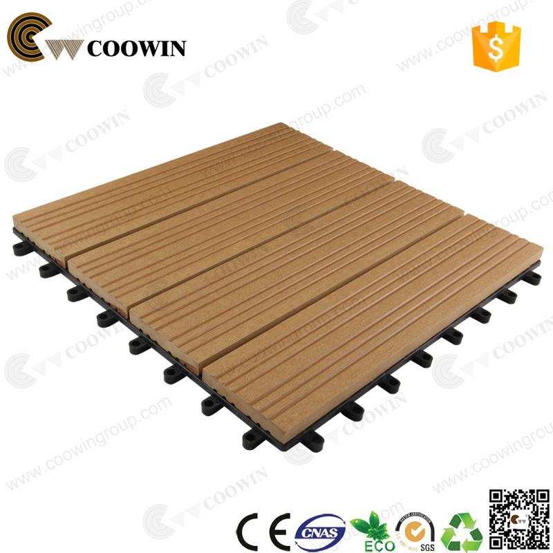 madera impermeable terraza compuesto plstico baldosa