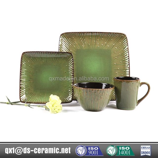 China Wholesale Custom stoneware crackle glaze dinnerware set  sc 1 st  Alibaba & China Crackle Glaze Tea Wholesale ?? - Alibaba
