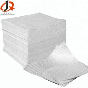 Eco-friendly Ocean Protect Oil-only Absorbent Sheet Pad