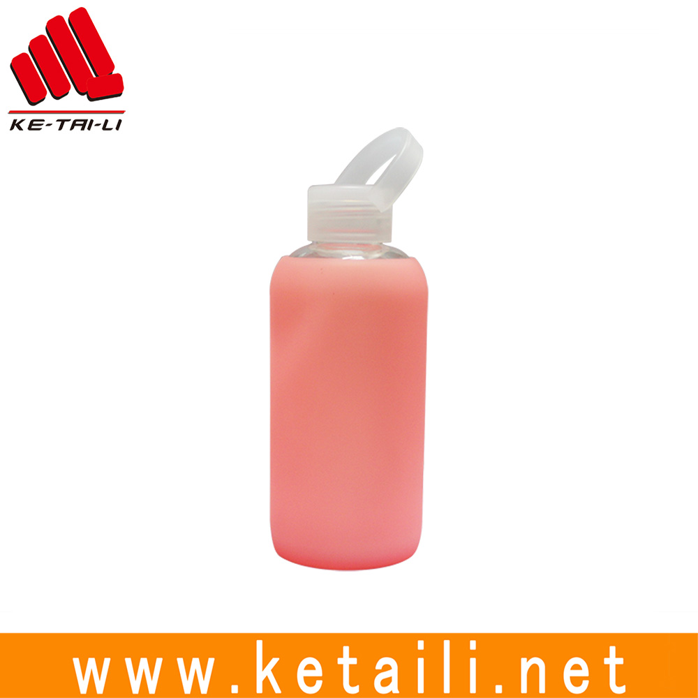 Professional Factory OEM/ODM hot selling glass bottle silicone sleeve