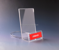 factory customized clear acrylic display stand