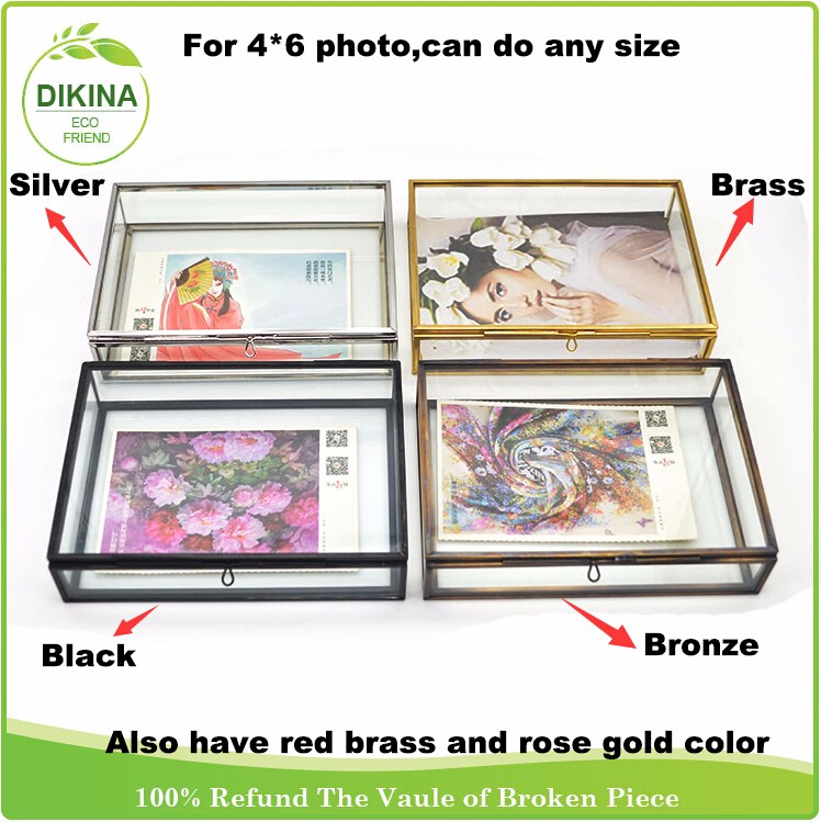 Cheap Glass Ornaments For Christmas Decorations/ Cheap Shadow Box ...