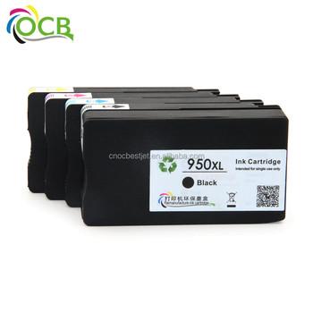 Ocbestjet 950 951compatible Ink Cartridge For Hp Officejet Pro 8600 8610  Printer Ink Cartridge - Buy Ocbestjet 950 951compatible Ink Cartridge,950