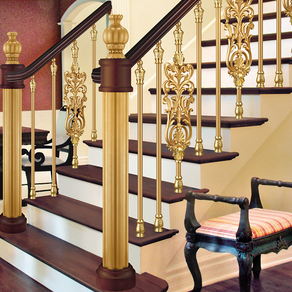 Factory Supplier Stair Railing Philippines For Outdoor