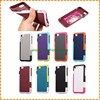 New arrival double color Bumper Frame soft Silicone phone case for iphone 7