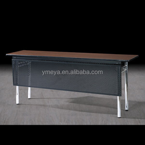 Folding Meeting Tables including Modesty Panel